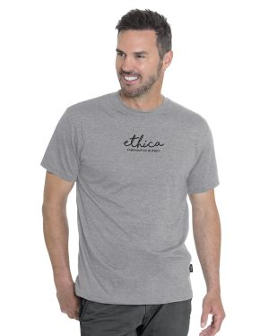 T-shirt col rond unisexe 386 - Ethica