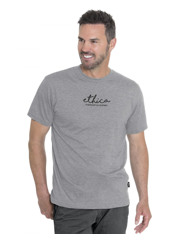 unisex crewneck t-shirt 386 - Ethica