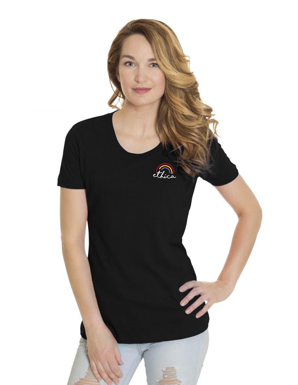 Crewneck t-shirt L2Y - Rainbow
