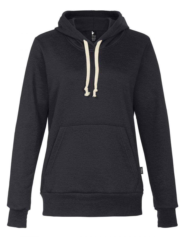 Women's hooded sweater L42 - Blank