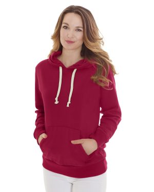 Women's hooded sweater L42 - Blank