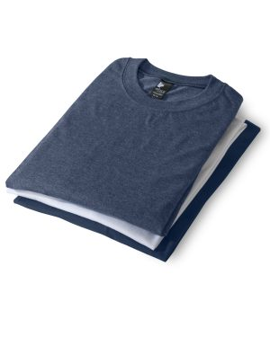 Set of 3 unisex crewneck t-shirts 386 - Nautical