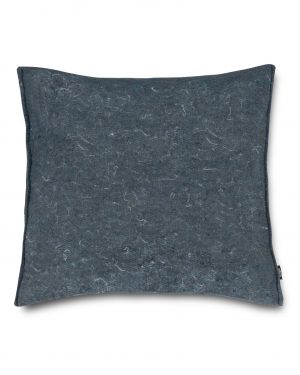 Recycled felt square cushion