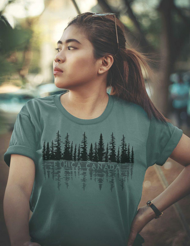 T-shirt boyfriend - ETHICA CANADA