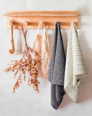 Stripe tea towels - Set of 2